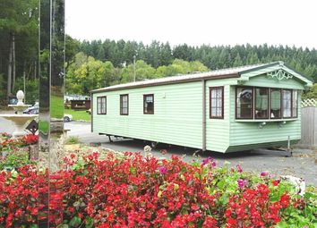 Thumbnail 2 bed mobile/park home for sale in Llangyniew, Welshpool