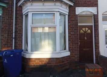 Thumbnail 2 bed terraced house to rent in Christ Church Road, Doncaster