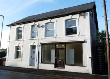 Thumbnail 3 bedroom flat to rent in High Street, Sennybridge, Brecon