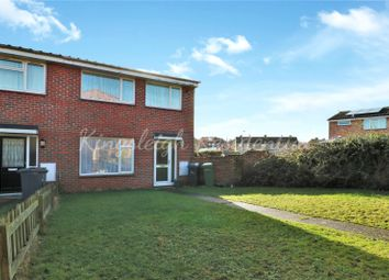 Thumbnail 3 bed end terrace house for sale in Samphire Close, Witham, Essex