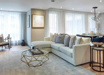 Thumbnail 2 bed flat for sale in Fairwater House, Chelsea Creek, Fulham