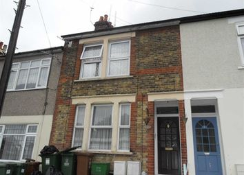 Thumbnail 1 bed flat to rent in Clive Road, Belvedere, Kent