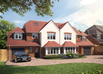 Hammersley Lane, Penn, High Wycombe, Buckinghamshire HP10. 5 bed semi-detached house for sale