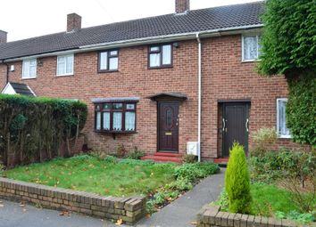 Thumbnail 2 bed terraced house for sale in Littleton Road, Willenhall