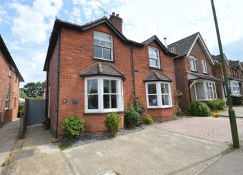 Thumbnail 3 bed semi-detached house for sale in New Road, Haslemere