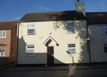 Thumbnail 3 bed end terrace house to rent in Church Street, Bawtry