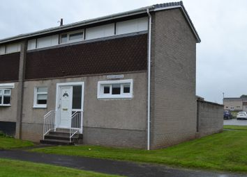 Thumbnail 2 bedroom end terrace house for sale in Kennilworth Court, Holytown