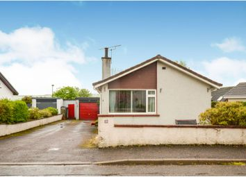 Thumbnail 2 bedroom detached bungalow for sale in Stuarthill Drive, Dingwall