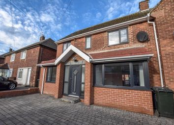 Thumbnail 4 bed semi-detached house for sale in Monkhouse Avenue, North Shields, Tyne And Wear