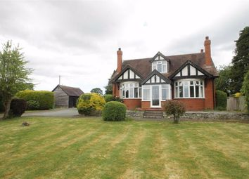 Thumbnail 3 bed detached house to rent in Cruckton, Shrewsbury