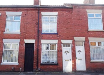 Thumbnail 2 bed terraced house for sale in Pool Road, Newfoundpool, Leicester