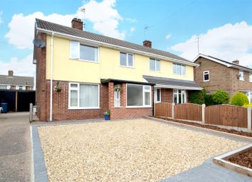 Thumbnail 3 bedroom semi-detached house for sale in Willowdene, Cotgrave, Nottingham