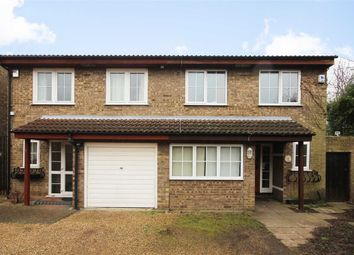 Thumbnail 5 bed property for sale in Brackendale Close, Hounslow