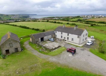 Thumbnail 6 bed farmhouse for sale in Lowca, Whitehaven