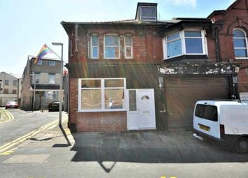 Thumbnail 1 bedroom flat for sale in Springfield Road, Blackpool