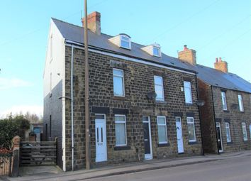 Thumbnail 1 bed end terrace house for sale in Sheffield Road, Birdwell, Barnsley