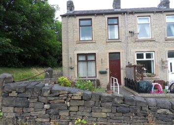 Thumbnail 2 bed end terrace house for sale in Brooks Yard, Dewsbury, West Yorkshire