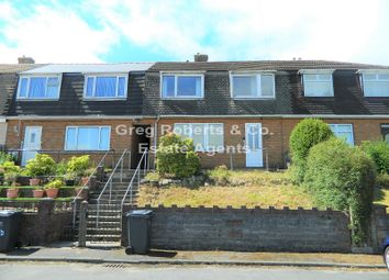 Thumbnail 3 bed terraced house for sale in Cripps Avenue, Tredegar, Blaenau Gwent