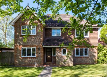 Thumbnail 4 bed detached house for sale in The Dell, Tadworth, Surrey