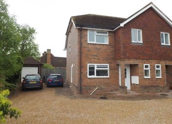 Thumbnail 3 bed semi-detached house for sale in Scotsford Close, Broad Oak, Heathfield, East Sussex