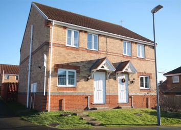Thumbnail 3 bedroom semi-detached house to rent in Orchid Meadows, St. Helen Auckland, Bishop Auckland