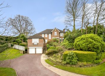 Thumbnail 5 bed detached house for sale in Birling Park Avenue, Tunbridge Wells, Kent