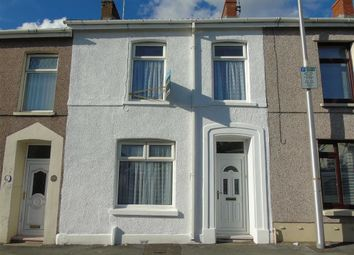 Thumbnail 3 bedroom terraced house for sale in Upper Robinson Street, Llanelli