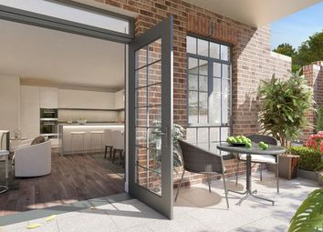 "Thumbnail 2 bed flat for sale in "" The Apartments"" at Wellgarth Road, London"
