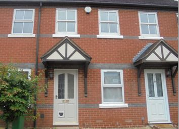 Thumbnail 1 bed terraced house to rent in Stonebridge Court, Aquaduct, Telford