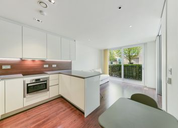Thumbnail Studio for sale in Nature View Apartments, Woodberry Down, Finsbury Park