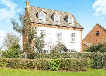 Thumbnail 5 bed detached house for sale in Kilwinning Drive, Monkston, Milton Keynes