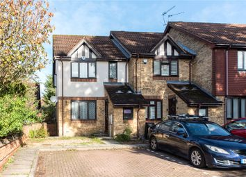 Thumbnail 3 bed end terrace house for sale in Clovelly Close, Pinner, Middlesex