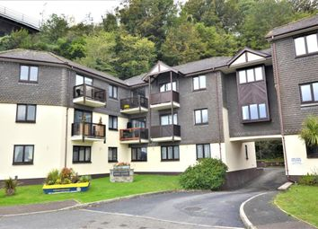 Thumbnail 2 bed flat for sale in Daws Court, Old Ferry Road, Saltash, Cornwall