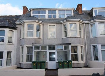 Thumbnail 1 bed flat for sale in Higher Tower Road, Newquay