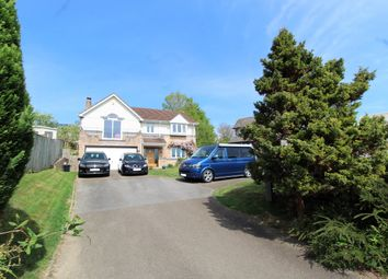 Thumbnail 4 bed detached house for sale in St. Cuthbert Close, Launceston