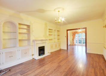 Thumbnail 3 bedroom flat to rent in Greenheys Close, Northwood