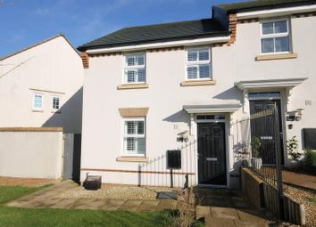 Thumbnail 3 bed semi-detached house to rent in Beaconsfield, Wick, Cowbridge