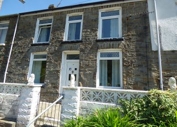 Thumbnail 3 bed property for sale in Craig-Fryn Terrace, Nantymoel, Bridgend.
