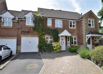 Thumbnail 3 bedroom terraced house to rent in Wisbech Way, Hordle, Lymington