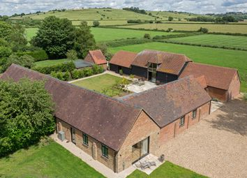 Nr Brill, Oxfordshire / Buckinghamshire Borders HP18. 5 bed detached house for sale