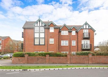 Thumbnail 2 bed flat for sale in Brompton Way, Handforth, Wilmslow, Cheshire