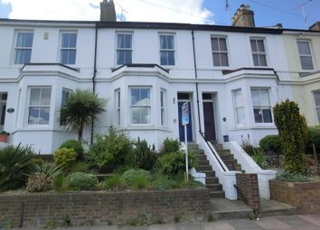Thumbnail 3 bedroom terraced house to rent in Parrock Road, Gravesend