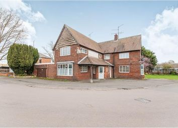 Thumbnail 5 bedroom detached house for sale in The Four Jacks, Crabmarsh Road, Wisbech, Cambridgeshire
