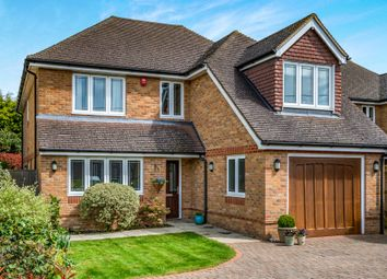 Thumbnail 4 bed detached house for sale in Chilton Road, Long Crendon, Aylesbury