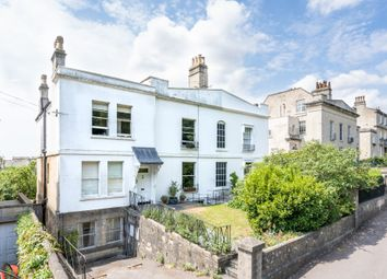 Thumbnail 2 bed flat for sale in Springfield Place, Bath