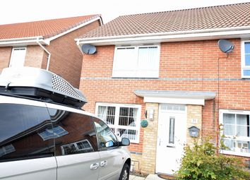 Thumbnail 2 bed semi-detached house for sale in Harrier Close, Scunthorpe