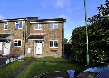 Thumbnail 3 bed end terrace house for sale in Purmerend Close, Farnborough