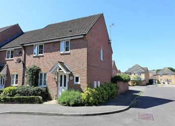 Thumbnail 3 bed semi-detached house for sale in Harrier Green, Holbury, Southampton