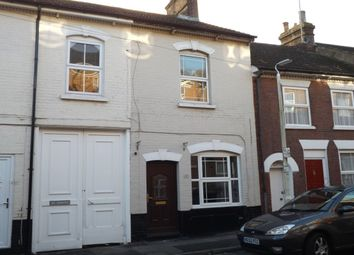 Thumbnail 2 bedroom terraced house for sale in Edward Street, Dunstable
