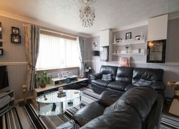 Thumbnail 1 bed flat for sale in Rowantree Road, Johnstone